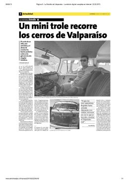 28/04/13 Página 8 - La Estrella de Valparaíso