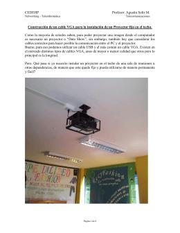 Capitulo 1 - El blog de Agustin Solis