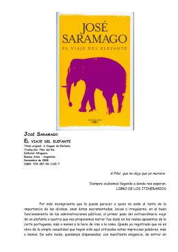 El viaje del elefante - Capacitación Docente UPA