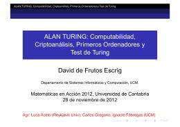 Transparencias - Universidad de Cantabria