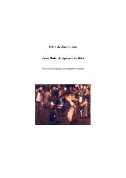 Libro de Buen Amor (selección)