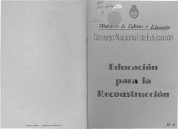 Cuadernillo de aprestamiento para el aprendizaje de la lecto