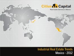 Mapa PDF - Citius Capital/CORFAC International