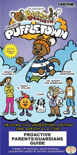 Boingg & Sprackette through Puffletown Parent Guide