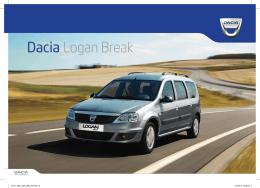Dacia Logan Break - Daciamodellen.nl