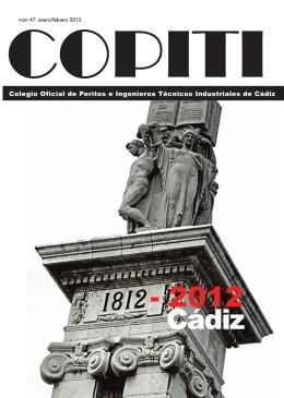 COPITI 47 web - Colegio Oficial de Peritos e Ingenieros