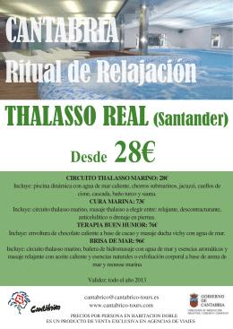 THALASSO REAL(Santander)