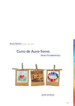 Curso de Aura-Soma - Terapia de Aura