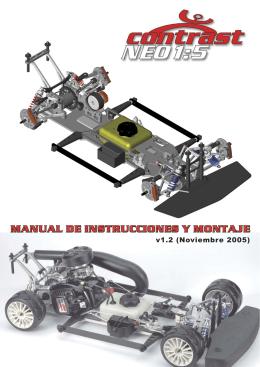 manual de instrucciones y montaje