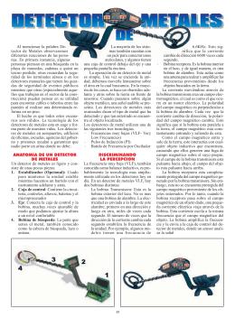 detectores metal - Blog de electrónica Electronicasi.com