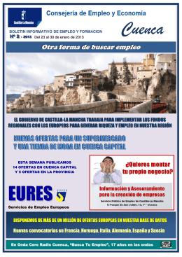 EURES Cuenca Cuenca - Empleo y Formación