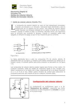 Electrónica Digital II