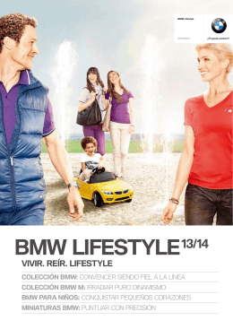 BMW LIFESTYLE /