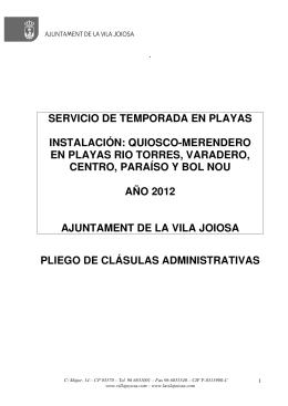Descargar - Ayuntamiento de Villajoyosa