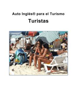 AI para el Turismo TURISTAS