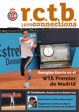 1899connections - Real Club de Tenis de Barcelona