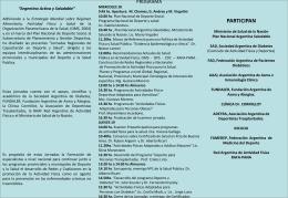 Descargar Programa PDF