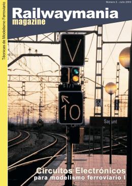 Electrónica I - Railwaymania