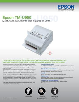 TM-U950