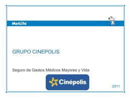 GRUPO CINEPOLIS