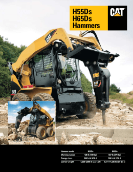 H55Ds H65Ds Hammers