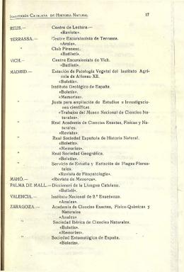 Centre de Lectura.— «Revista». Centre Excursionista de Terrassa