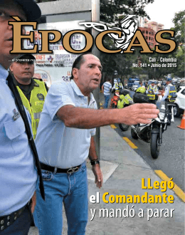 Junio de 2015 - Revista Epocas