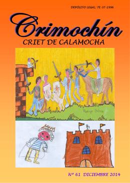 Crimochín - Criet Calamocha