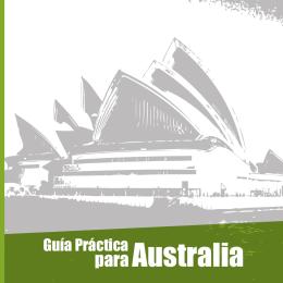Australia - 01 - Ministerio de Comercio Exterior y Turismo