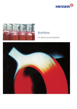 Acetileno: un clásico que entusiasma