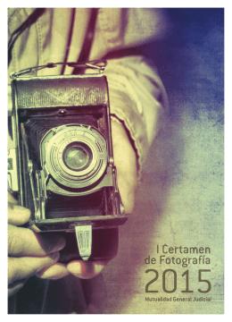 Catálogo I Certamen de fotografía Mugeju 2015