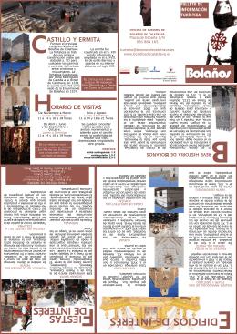 Bolaños - Ayuntamiento de Bolaños de Calatrava