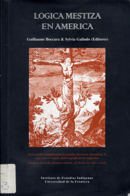 Logicas Mestizas - Centro de Documentación Indígena.
