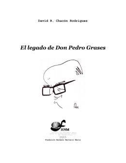 Pedro Grases: Maestro de la nueva bibliografía Venezolana