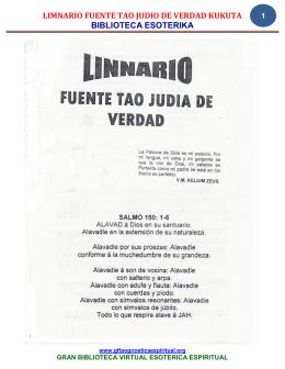 limnario fuente tao judio de verdad kukuta biblioteca esoterika