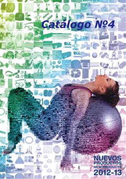 Catálogo Nº4 - Novedades en el ámbito de clases colectivas y