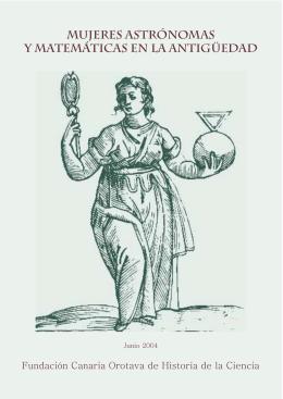 Mujeres Astrónomas y Matemáticas en la Antigüedad
