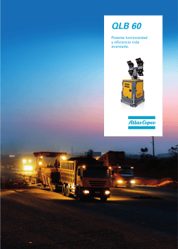 QLB 60 - Atlas Copco UK
