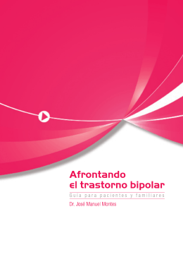 Afrontando el trastorno bipolar - Associació de Bipolars de Catalunya