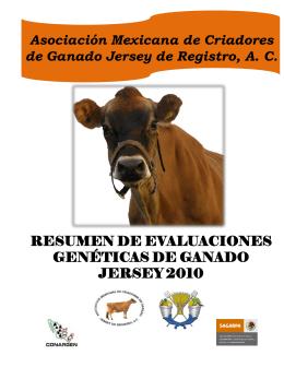 Asociación Mexicana de Criadores de Ganado Jersey de Registro