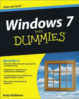Windows 7 Para Dummies - IT-DOCS