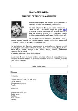 Joansa Maravilla Flyer