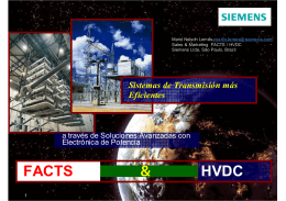 FACTS & HVDC
