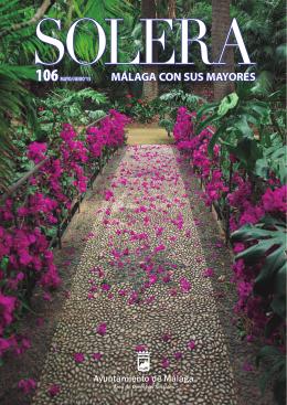 MÁLAGA CON SUS MAYORES - Área de Derechos Sociales