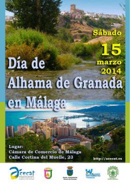 Alhama de Granada Alhama de Granada ACECAT