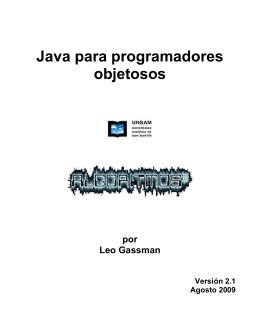 Java Para programadores Objetosos