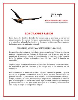 Los Grandes Sabios - Los Portales del Guajiro