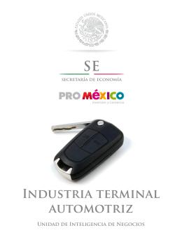 fuente promexico - Mapa de Inversión en México