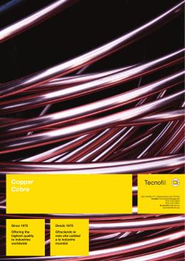 Copper Cobre