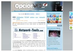 OPCIONWEB.com, Experiencias Informáticas